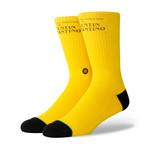 Kill Bill Socks // Yellow Socks (M)