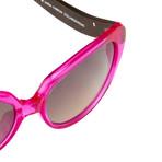 Women's Odlr43C10 Sunglasses // Fuchsia