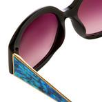 Women's Odlr34C1 Sunglasses // Black