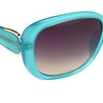 Women's Odlr45C4 Sunglasses // Spearmint