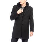 Kane Coat // Smoke (XL)