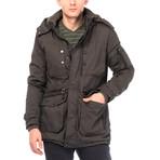 Melbyrne Coat // Khaki (S)