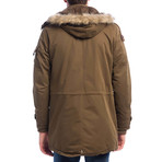 Fabricio Coat // Camel (XL)