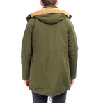 Duarte Coat // Dark Green (XL)