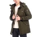 Smyth Coat // Khaki (S)