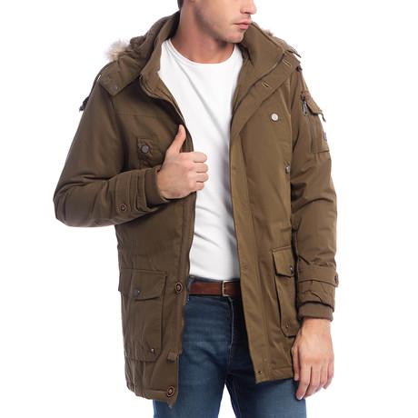 Fabricio Coat // Camel (S)