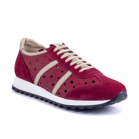 Samonte Sneakers // Red (Euro: 39)