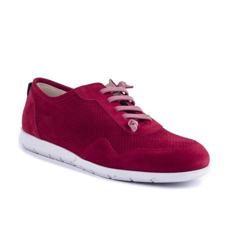 Serpico Sneakers // Red (Euro: 39)