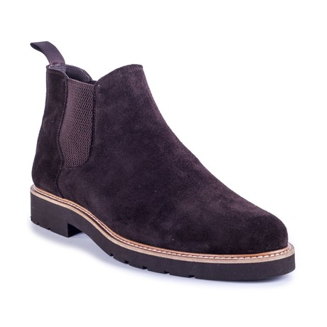 Sicro Chelsea Boots // Brown (Euro: 39)