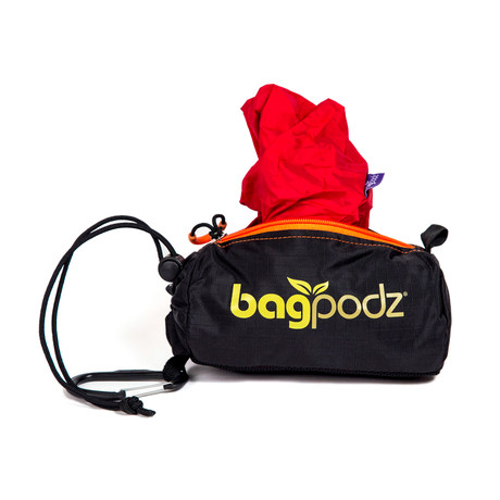BagPodz // Cayenne Red // 5-Pack