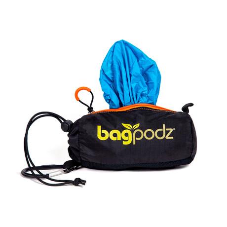 BagPodz // Caribbean Blue // 5-Pack
