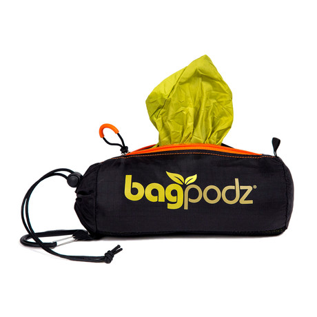 Bag Podz // Spring Green // 10-Pack