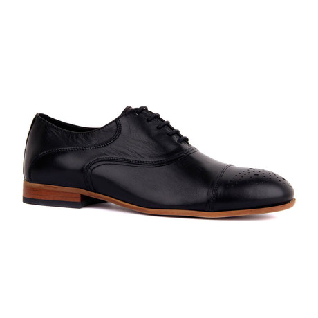 Cooper Scotch Oxford // Black (Euro: 39)