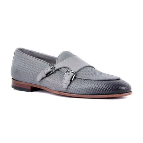 Cameron Topo Scotch Loafers // Gray (Euro: 39)