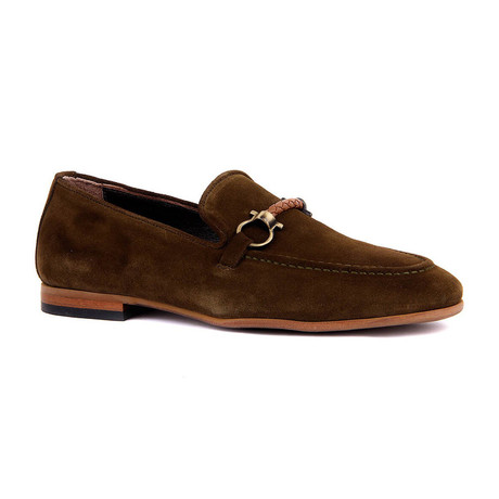 Santiago Loafer // Brown (Euro: 39)