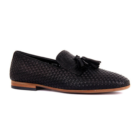 Ayden Loafer // Black (Euro: 39)