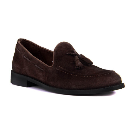 Hudson Loafer // Brown (Euro: 39)