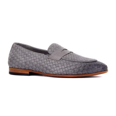 Roman Loafer // Gray (Euro: 39)