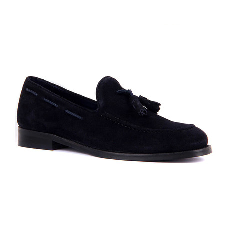 Asher Loafer // Navy (Euro: 39)