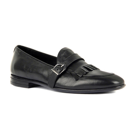 Jamie Scotch Loafer // Black (Euro: 39)