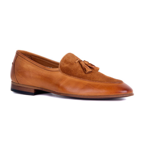 Nicholas Scotch Loafers // Tobacco (Euro: 39)