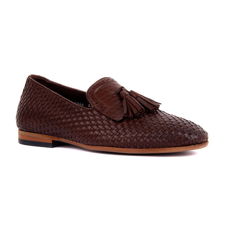 Axel Loafer // Brown (Euro: 39)