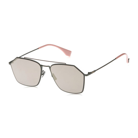 Fendi // Men's M0022 Sunglasses // Green