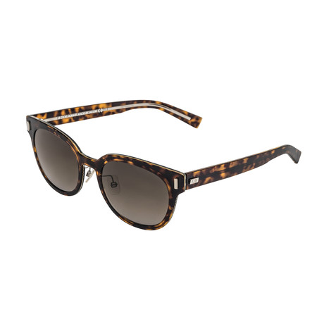 Men's Blacktie Sunglasses // Havana