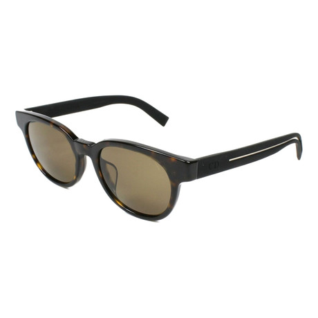 Dior // Men's Blacktie Sunglasses // Brown