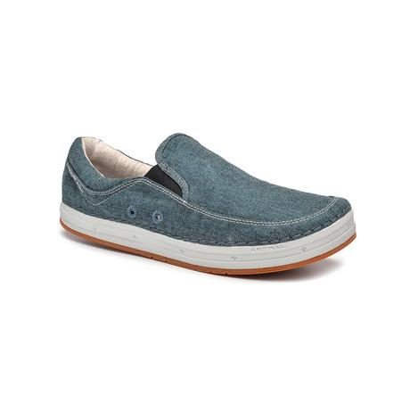 Hemp Baker Shoes // Denim Navy (US: 7)