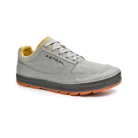 Hemp Donner Shoes // Gray + Black (US: 7)