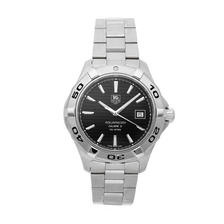 Tag Heuer Aquaracer Automatic // WAP2010.BA0830 // Store Display
