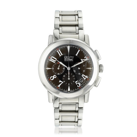 Zenith Port-Royal Chronograph Automatic // 02.0450.400 // Store Display