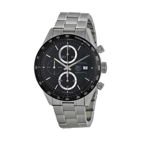 Tag Heuer Carrera Chronograph Automatic // CV2010 // Store Display