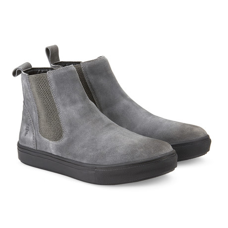 Wharton Chelsea Boot // Gray (US: 7.5)