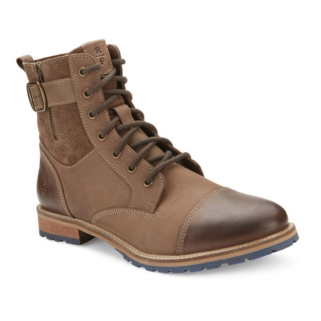 Kenton Lace-Up Boot // Brown (US: 7.5)