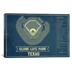 """Texas Globe Life Park In Arlington // Cutler West (26""""W x 18""""H x 0.75""""D)"""