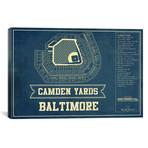 "Baltimore Camden Yards I // Cutler West (26""W x 18""H x 0.75""D)"