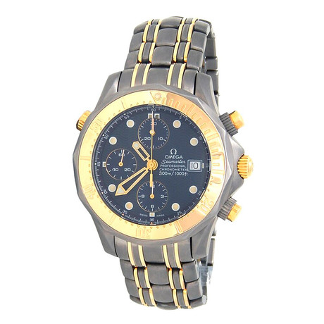 Omega Seamaster Chronograph Automatic // 2297.80.00 // Pre-Owned