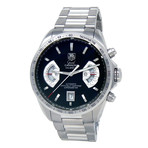 Tag Heuer Grand Carrera Chronograph Automatic // CAV511A.BA0902 // Pre-Owned