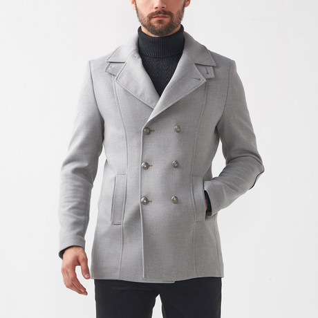 Connor Coat // Gray (Euro: 46)