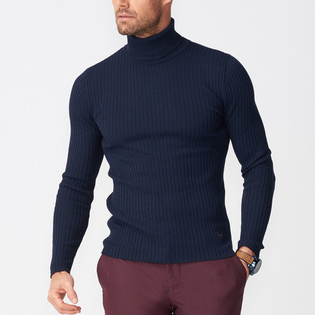 Kenneth Sweater // Dark Blue (S)
