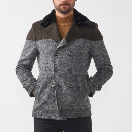 Kelly Coat // Gray (Euro: 46)