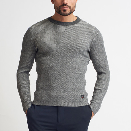 Jasin Tricot Jumper // Gray (S)