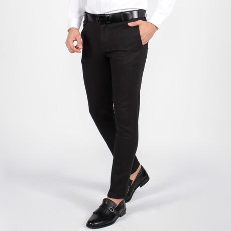Calum Pant // Black (30WX34L)