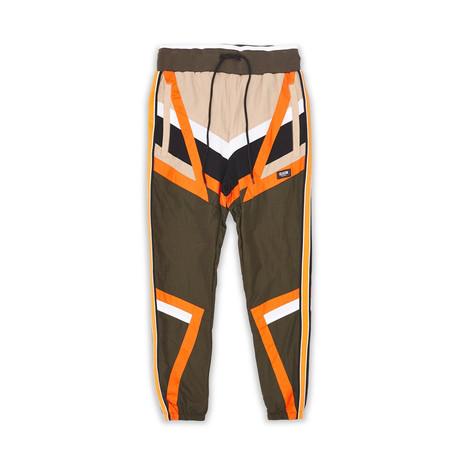 Angle Track Pant // Brown (S)