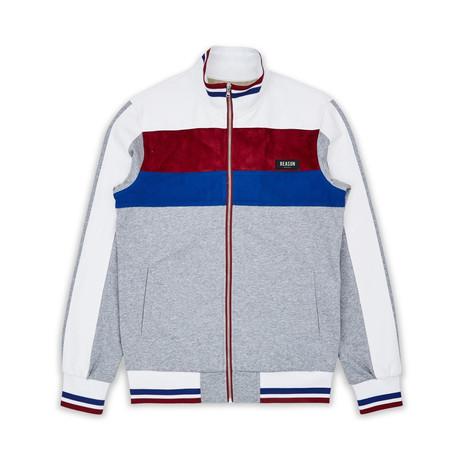 Team Track Jacket // Gray (S)