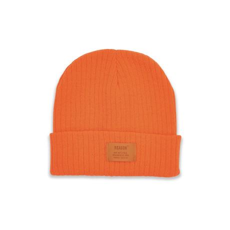 Tonal Core Beanie // Orange