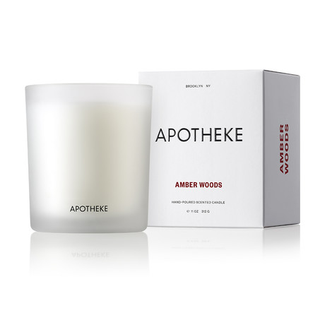 Amber Woods Candle
