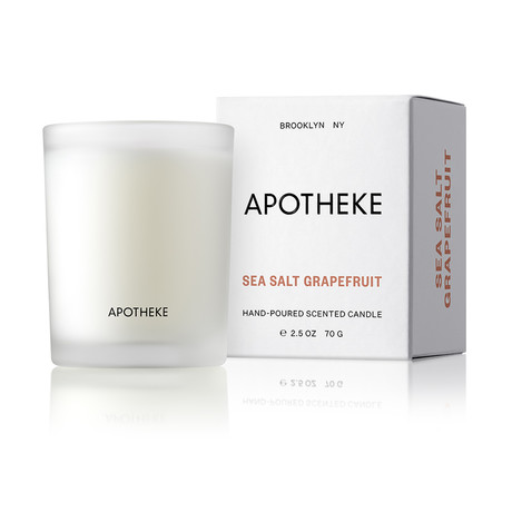 Sea Salt Grapefruit Votive